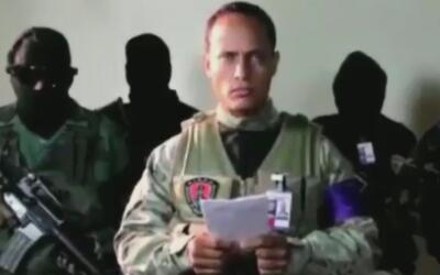 Emiten orden de captura internacional contra el oficial que llamó a la r...