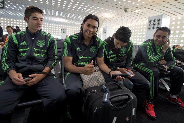 A varios seleccionados mexicanos que irán a Brasil 2014 les queda...