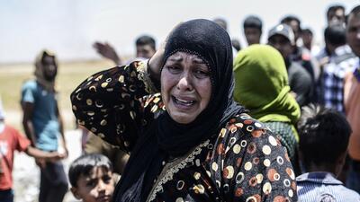 La guerra en Siria ha movilizado a cientos de miles de refugiados hacia...