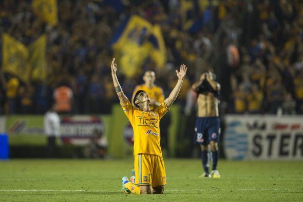 Alan Pulido ha destacado en la delantera de Tigres en los últimos torneo...