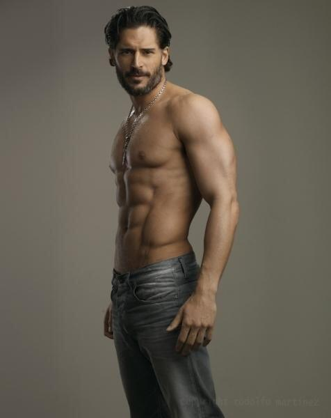 "Joe Manganiello es conocido por su papel en el programa ""True Blood"".  M..."