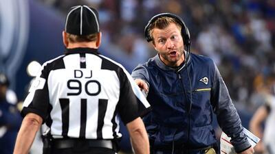Fan de los Rams abre petición para que cambien al oficial del Juego por la NFC