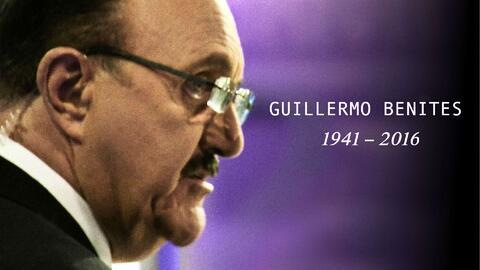 Guillermo Benites, el símbolo de la televisión hispana en Estados Unidos