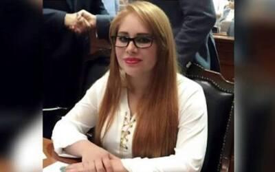 Lucero Sánchez López, diputada por Sinaloa
