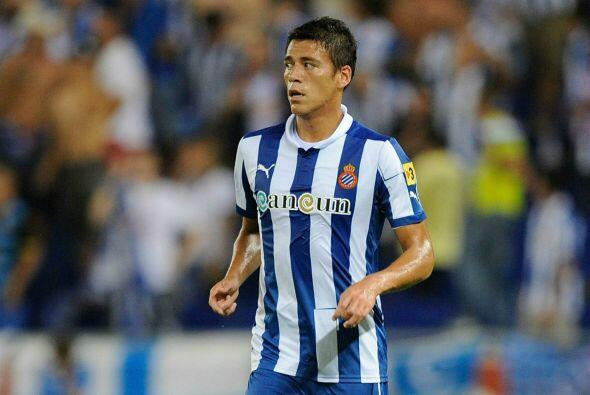 Héctor Moreno llegó al Espanyol para quedarse, el defensor ha tenido act...