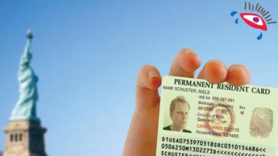 Amuleto para ganar una residencia en la lotería de visas
