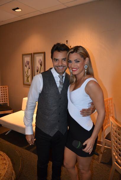 Rosina Grosso tiene preparada una sorpresa con Eugenio detrás de cámaras.