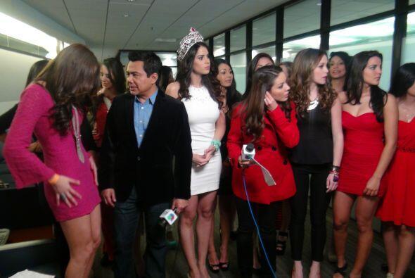 Se podría decir que estas reinas marcaron el tono, ya que Vanessa llegó...