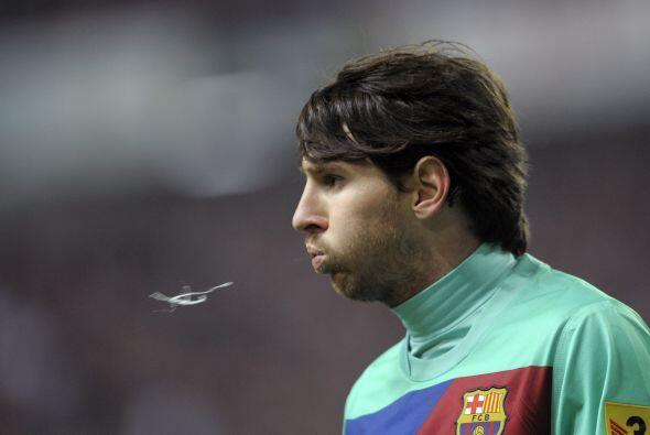 Cuando llega el momento de 'sacar' las cosas 'extras'...Messi lo hace si...