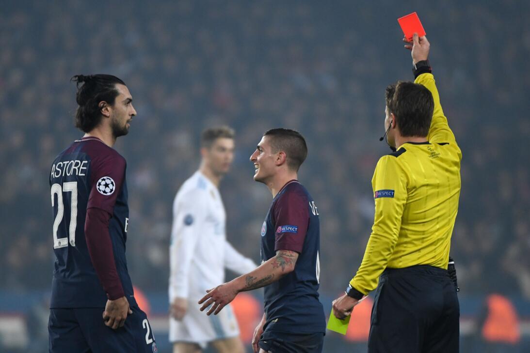 En fotos: Real Madrid clasificó a cuartos en Champions tras vencer 1-2 a...
