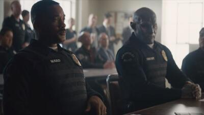 "Will Smith and Joel Edgerton Play Mystical Crime Fighters in ""Bright"""