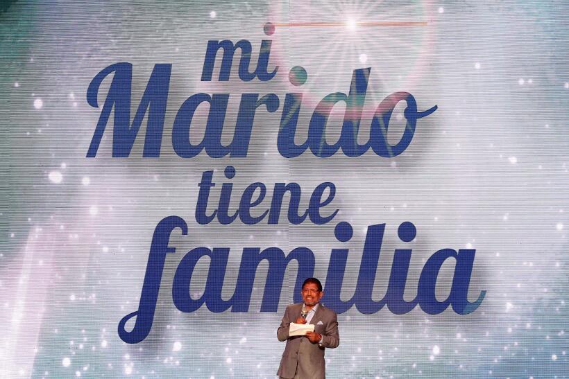 'Mi marido tiene familia' inicia grabaciones con gran fiesta