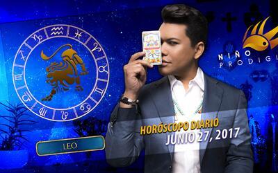 Niño Prodigio - Leo 27 de junio 2017