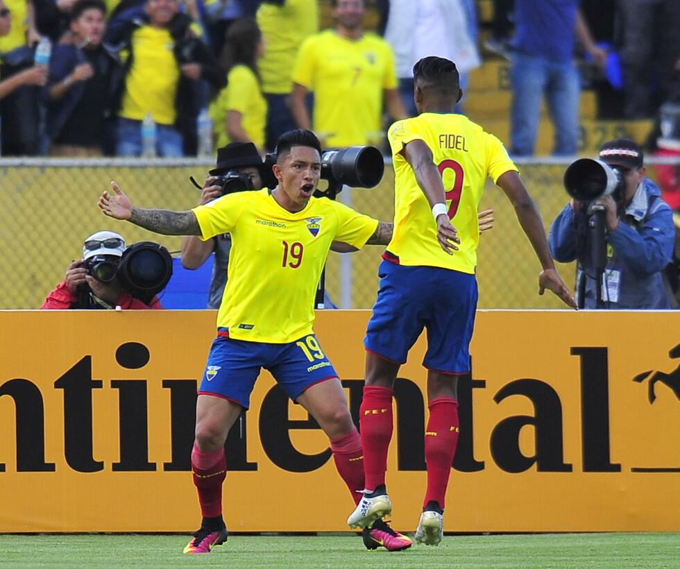 Las figuras de la Liga MX que celebraron en la fecha nueve de Conmebol G...