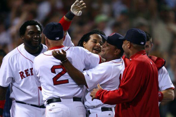 En 2007, el dominicano  no tuvo una buena actuación personal ya q...