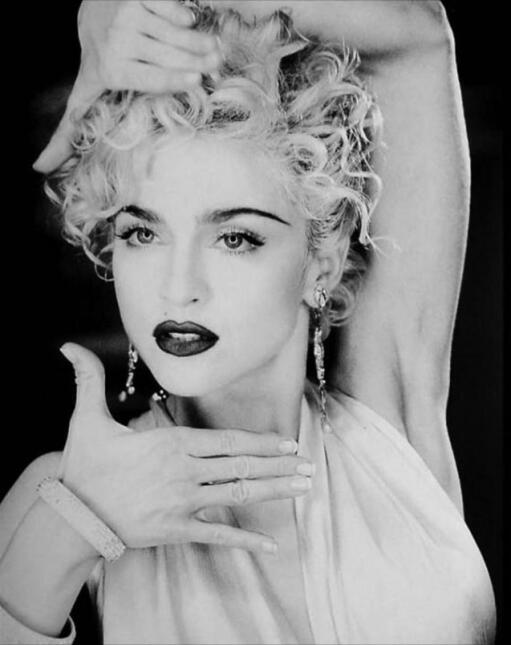 Madonna 'Vogue'.