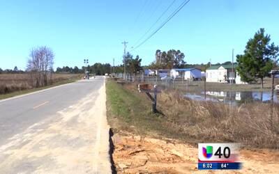 Residentes de Red Springs aún enfrentan complicaciones tras el paso del...