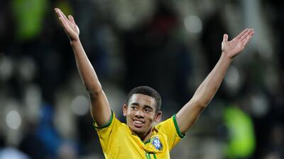 El Manchester City ficha al atacante brasileño Gabriel Jesus