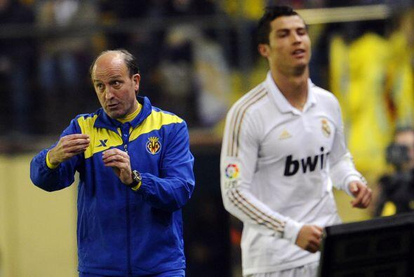 Nadie podía creer que se igualaran las cosas, pero Villarreal sacaba un...
