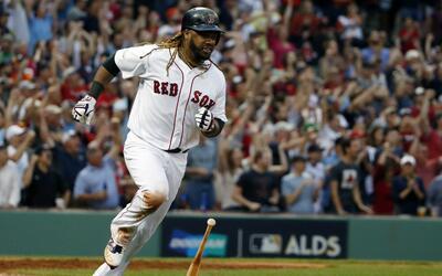 Hanley Ramírez bateó de 4-4 para los Red Sox.