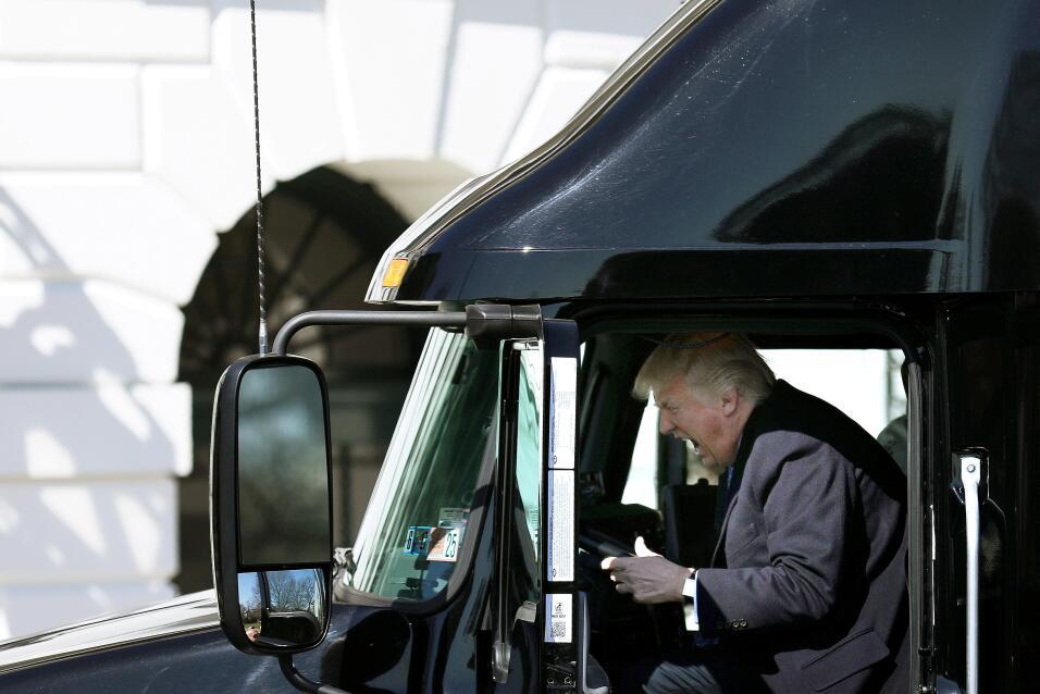 Trump Camión