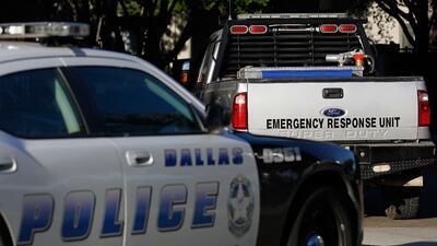Policía de Dallas (imagen de archivo)