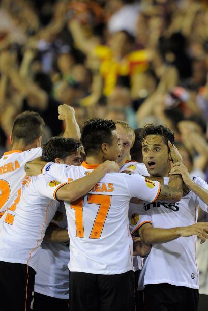 El Valencia se presenta como serio aspirante a regresar a la Liga de Cam...
