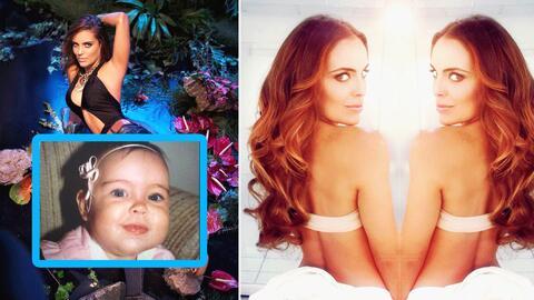 Sara Corrales se convirtió en la terrible y bella enemiga de Aria...