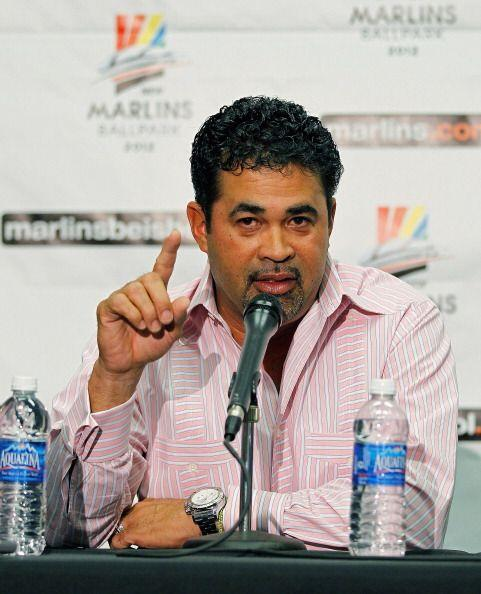 Se especula que el contrato de Ozzie Guillén con los MArlins será de cua...