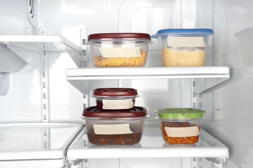 Para conservar la calidad de los alimentos y evitar que absorban diferen...