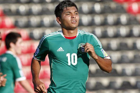 Sin embargo, el joven atacante mexicano debe aprovechar esa circunstanci...