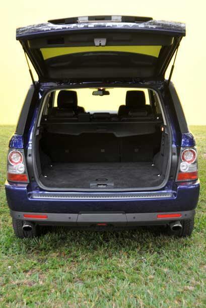 Como todo vehículo multi propósito, es necesaria un área de carga amplia...