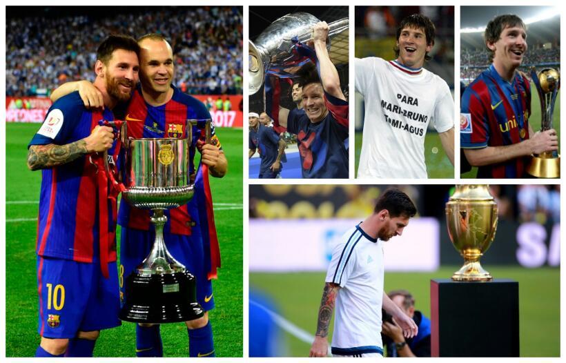 En Fotos: Andrés Guardado anota en un empate de locura Messi 30.jpg