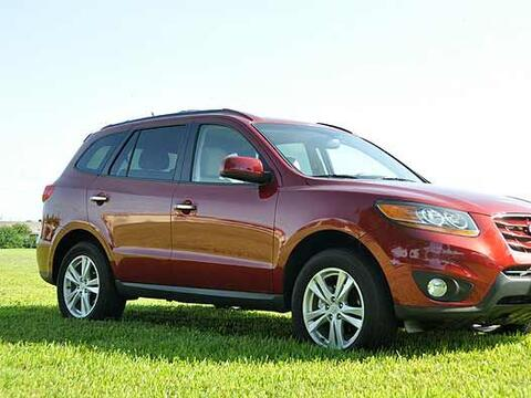 La Santa Fe Limited es la SUV de Huyndai que mejor relación preci...