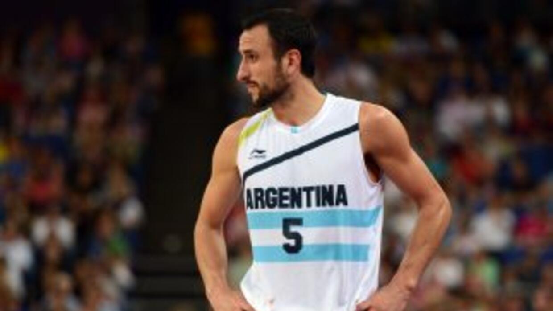 El escolta debutó en la selección argentina de baloncesto hace catorce a...