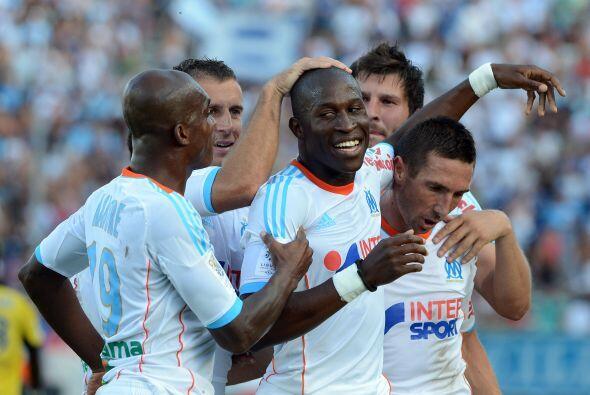 Y de esta forma puso a su equipo con 6 puntos en la Liga de Francia.