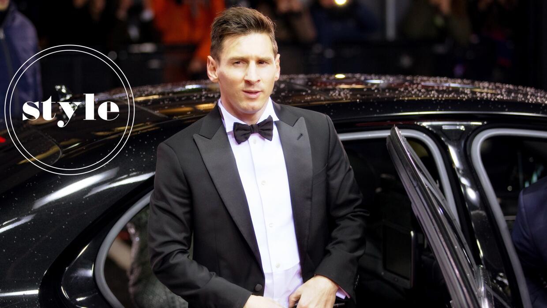 FIFA Balón de Oro 2015 Messi