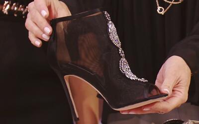 ¡Brillo y glamour a tus pies! Zapatos para recibir al Año Nuevo