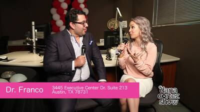 Dr. Franco and Dana discuss breast implants