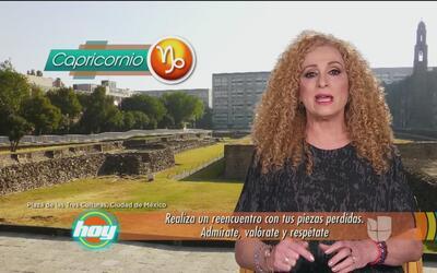 Mizada Capricornio 27 de junio de 2017