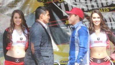 Morales y Páez presentaron contienda.