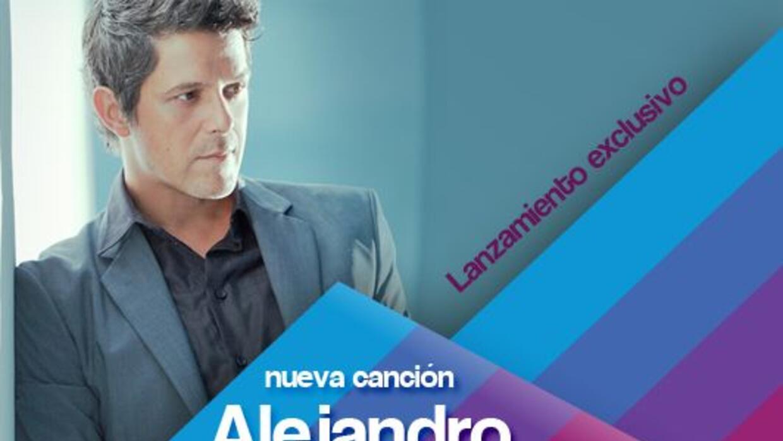 """Te presentamos la nueva canción del cantante Alejandro Sanz """"Mi..."""