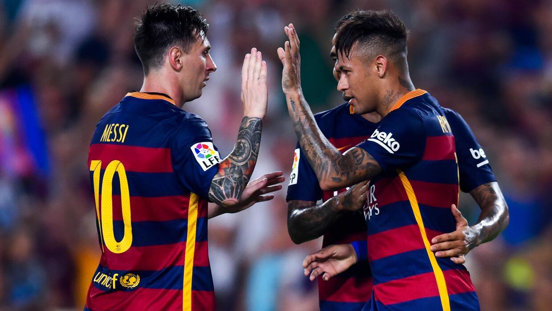 Barcelona Supercopa récord