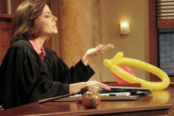 La jueza Cristina Pereyra negó la petición de la damandante de que le de...