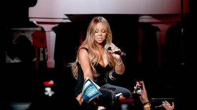 Mariah Carey flaunts 25-pound weight loss