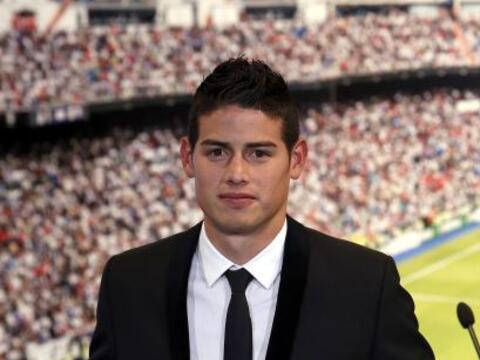 James Rodríguez se ha convertido en uno de lo hombres más...