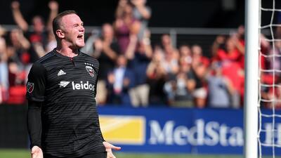 """Wayne Rooney, y el cierre de temporada regular con D.C. United: """"Nos hacemos fuertes bajo presión"""""""