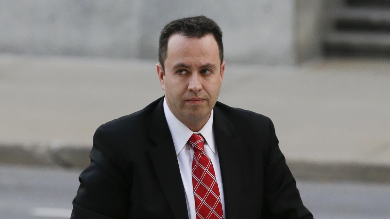 Jared Fogle, exvocero de Subway.