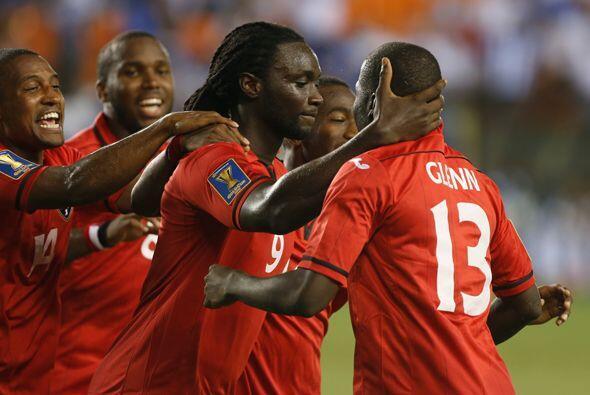 Trinidad y Tobago es un equipo potente y mucho físico. Fue capaz de saca...