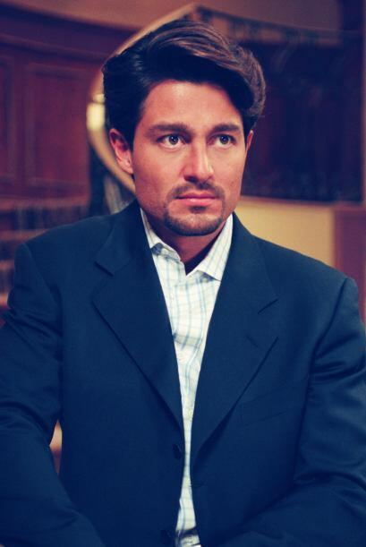 """Su galán era """"Carlos Daniel"""" y lo interpretaba Colunga."""